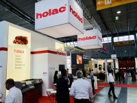holac exhibiting on familiar territory in Stuttgart.